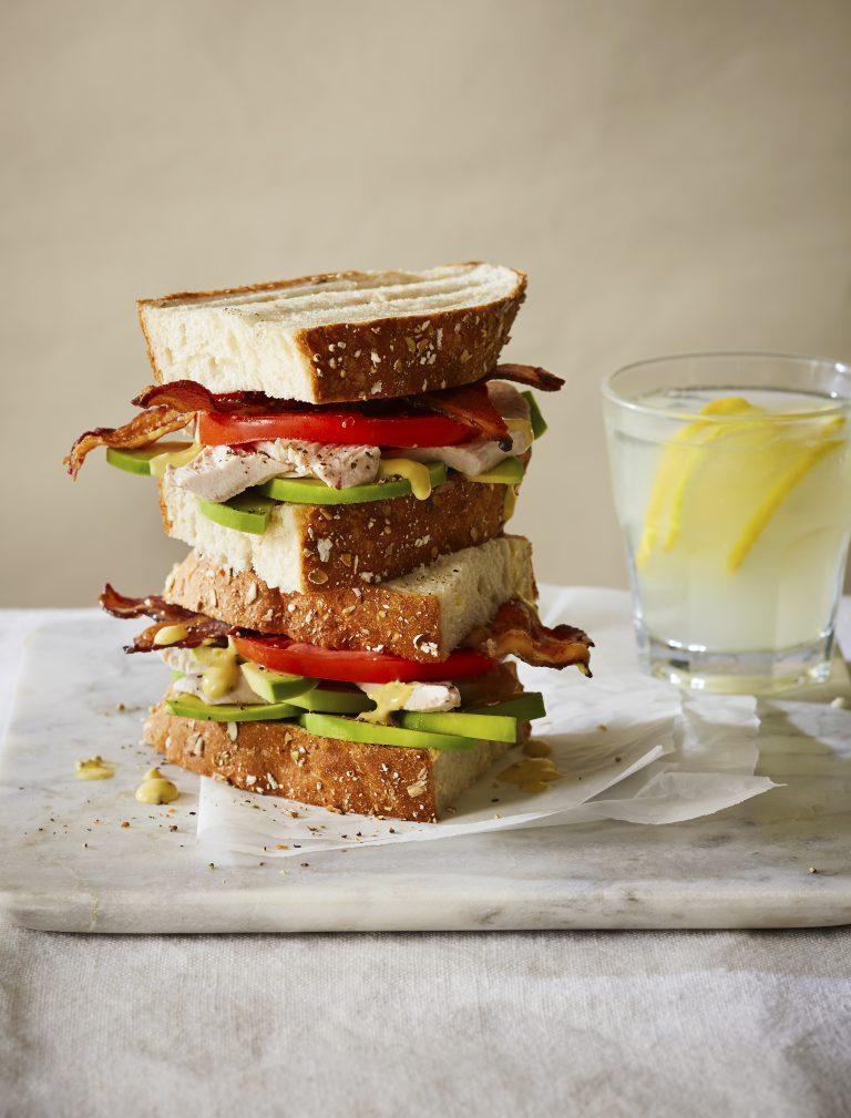 Avo Chicken Sandwich